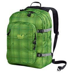 Jack Wolfskin Herren Studenten Schüler Rucksack Backpack