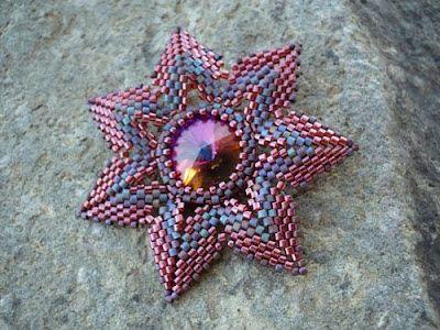 Vezsuzsi pearls: 7sziromvirág