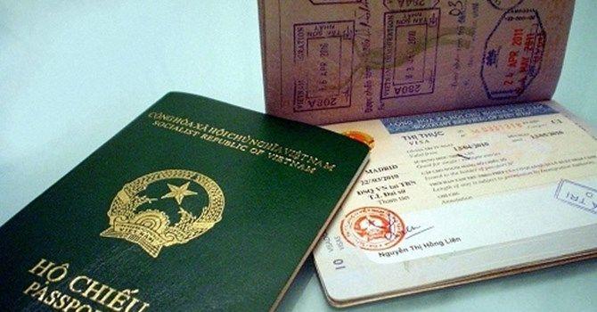 Hộ chiếu - thủ tục đi máy bay cho người đi lần đầu