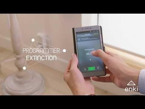 piloter les prises connect es avec l 39 application enki leroy merlin youtube flux social leroy. Black Bedroom Furniture Sets. Home Design Ideas