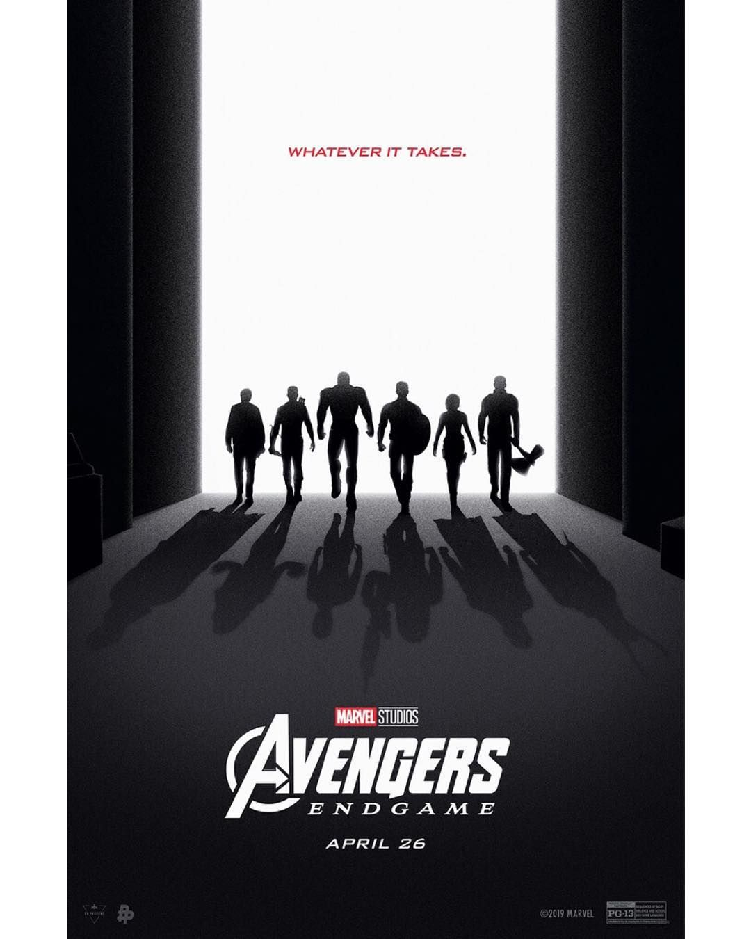 Here's the Marvel Studios' AvengersEndgameinspired