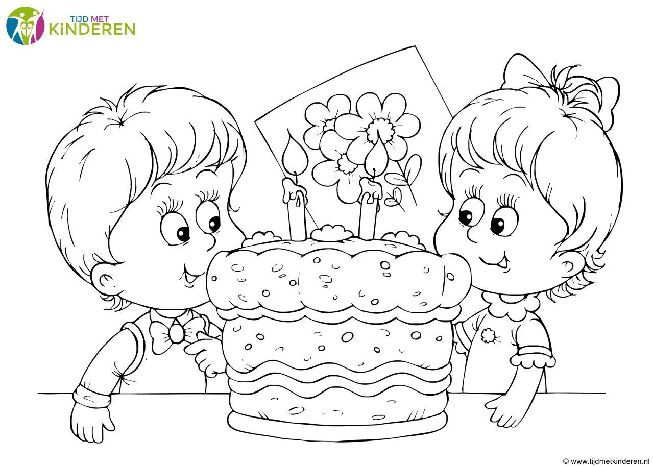 Kleurplaat Oma Verjaardag 80 Jaar Olivinum Com Snoopy