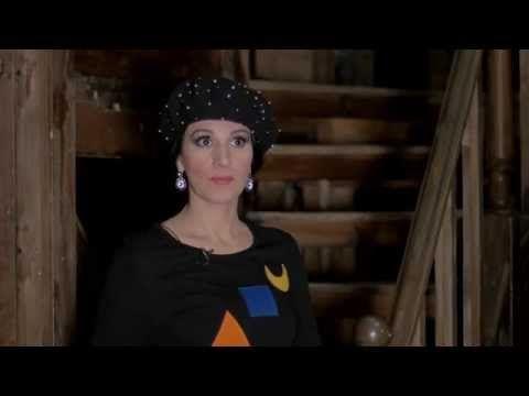 Interview Angela Gheorghiu Zu ADRIANA LECOUVREUR