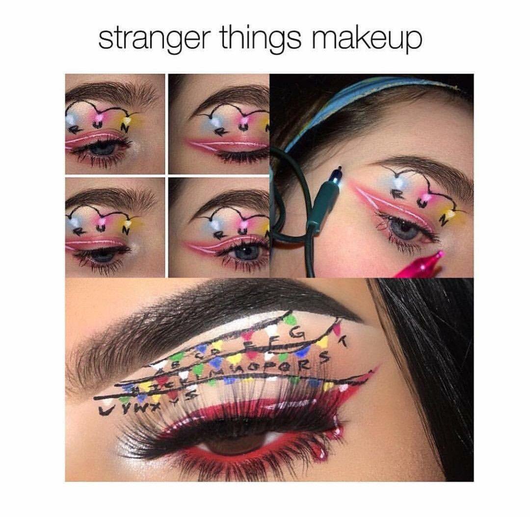 Makeup goals Eye makeup art, Eye makeup, Intense makeup