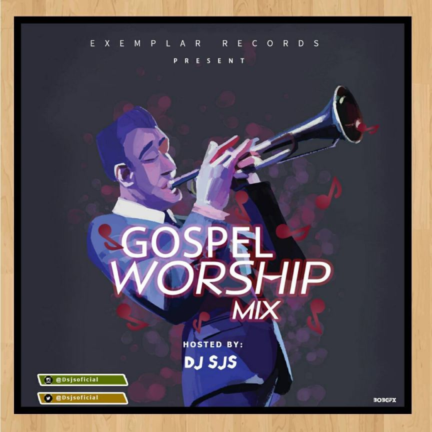 Download mp3 DJ SJS - Download Naija Gospel Worship Mix 2018