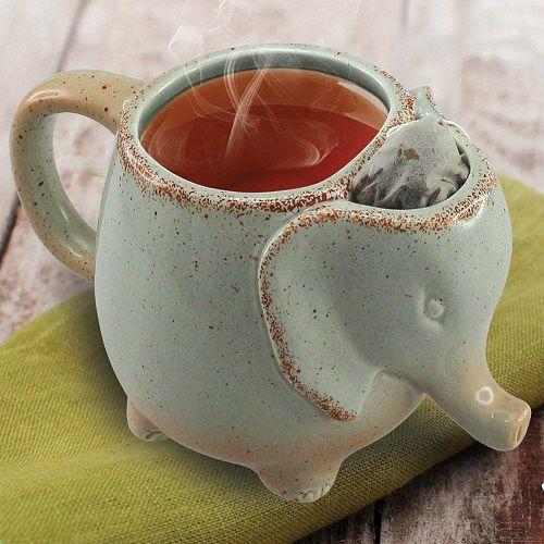 Elephant Tea Mug - MrTopBuy