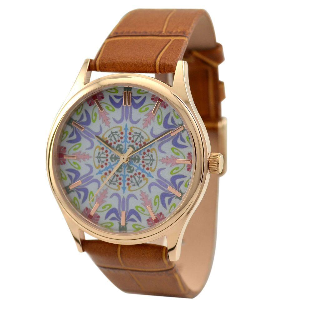 Pastel Ornament Watch