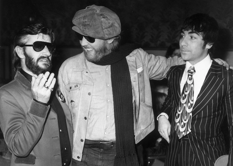 Moon Partied With a Beatle the Night Before He Died