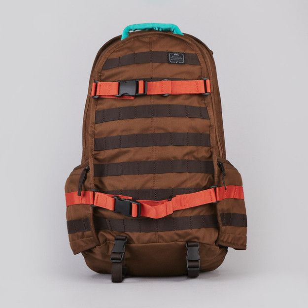 nike sb backpack brown