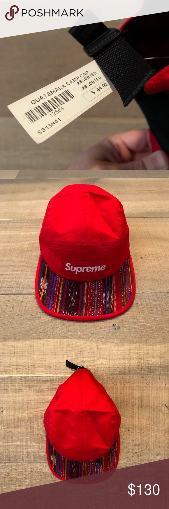 d5d2e5d41bd Supreme Guatemala Camp Cap Supreme Guatemala Camp Cap Throwing it back to  SS13 with this one