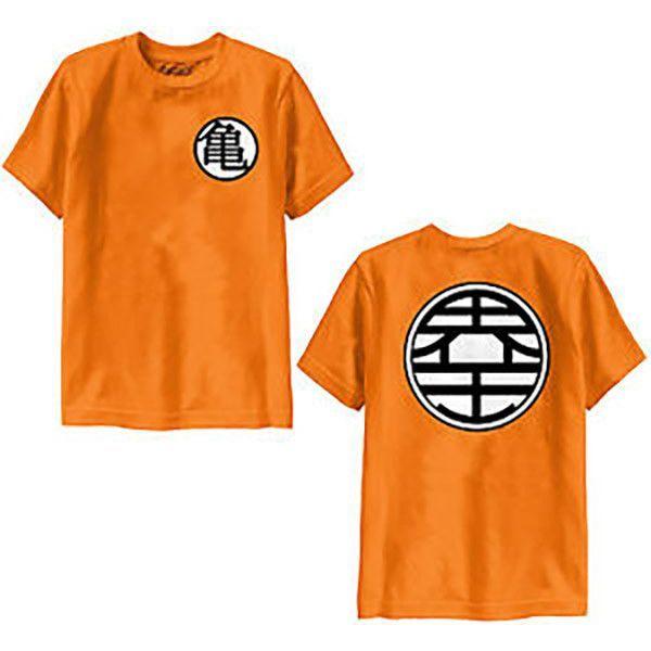 Dragonball Z Kame Symbol T Shirt Symbols And Products