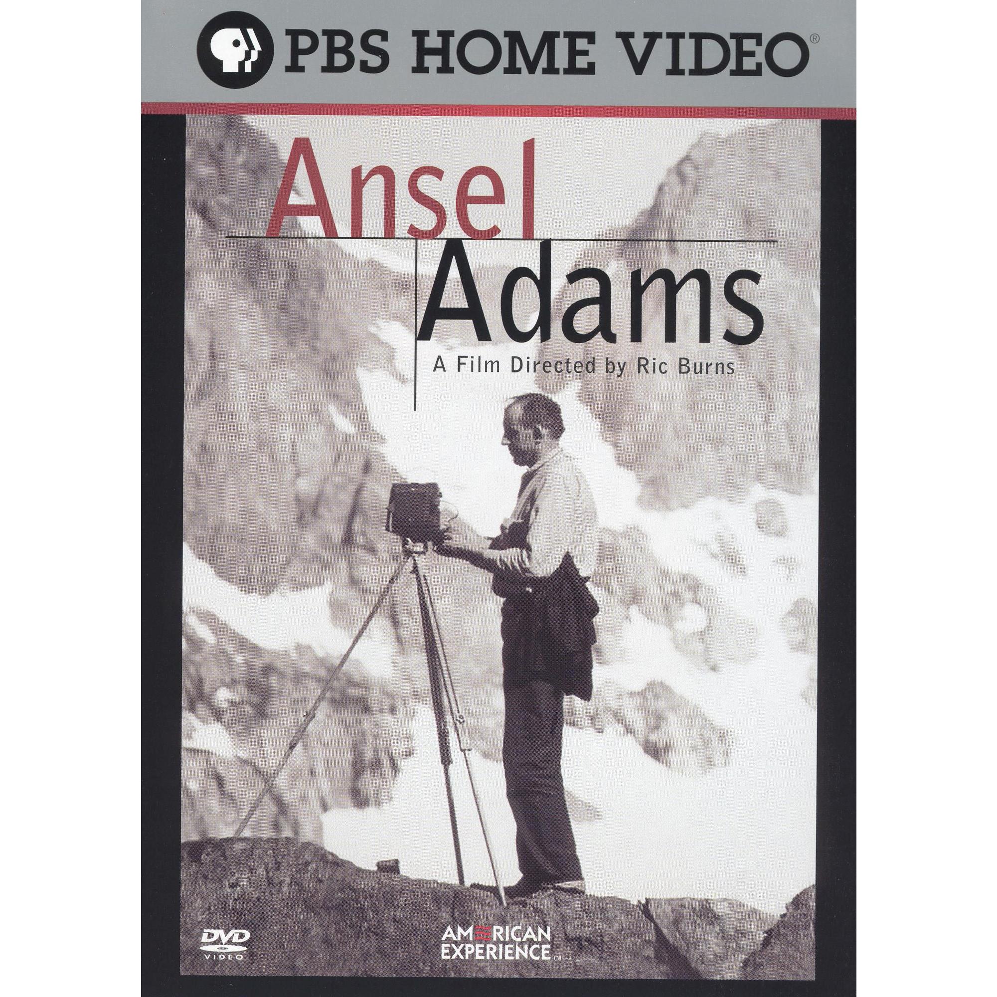 American experience:Ansel adams (Dvd) | Pinterest