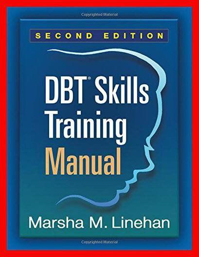 Dbt Skills Training Manual Second Edition By Marsha M Linehan