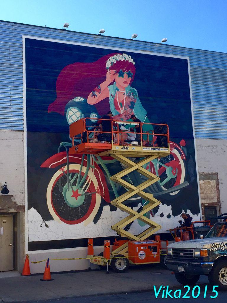 Bushwick collective ny street art