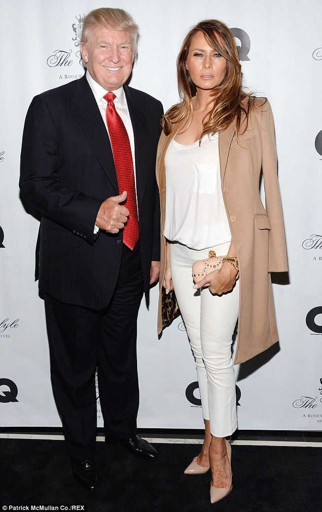 Melania Trump Seeks 50million In Damages From Beauty Firm Cool Outfits Trump Fashion Milania Trump Style