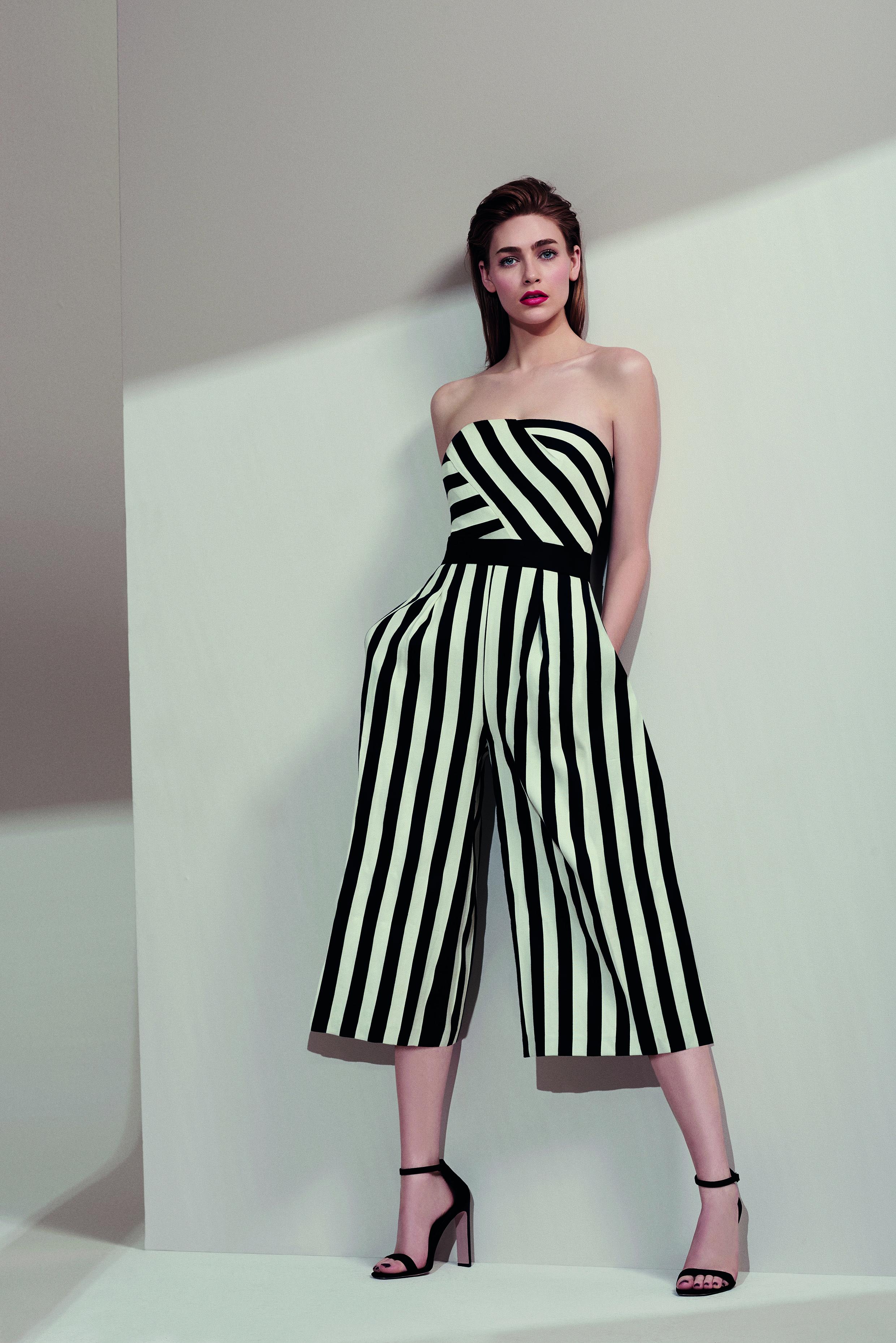 047796d178d5 Selena Stripe Jumpsuit