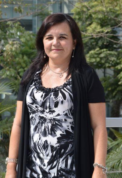 Soledad Laos, asistenta de la carrera de Traducción e Interpretación Profesional - UPC.