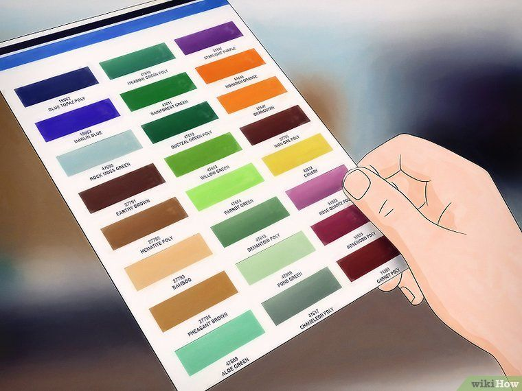 How To Mix Paint Colors To Make Brown 9 Steps With Pictures How To Make Brown Brown Paint Tan Paint Colors