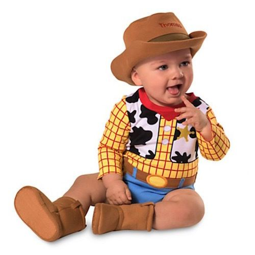 35632c442 Disney WOODY TOY STORY SHERIFF COWBOY Baby Costume Outfit & Hat 18-24  months #DisneyStore