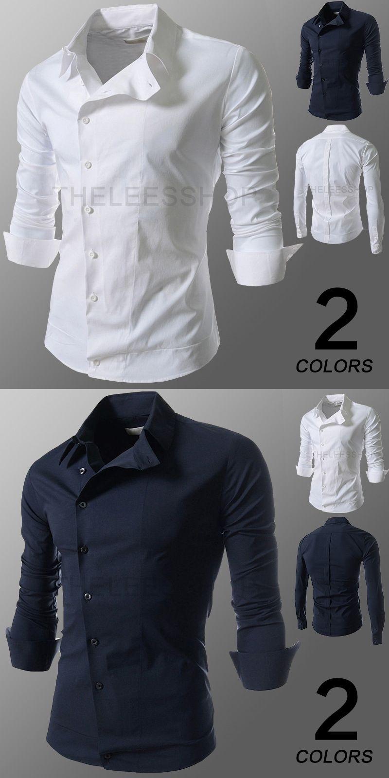 Famous Brand Men Dress Shirts High Quality Long Sleeve Men Shirt