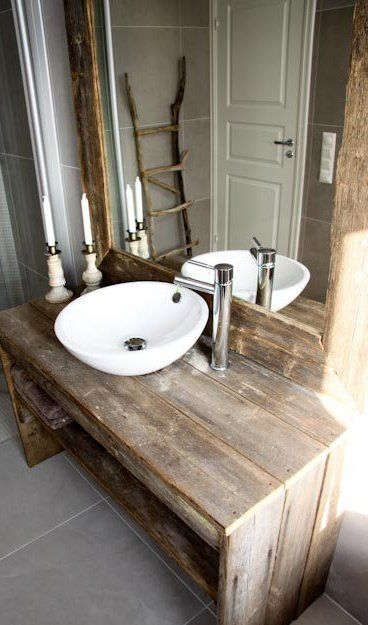 drivvedno Bathroom Pinterest Bath, House and Rustic bathrooms