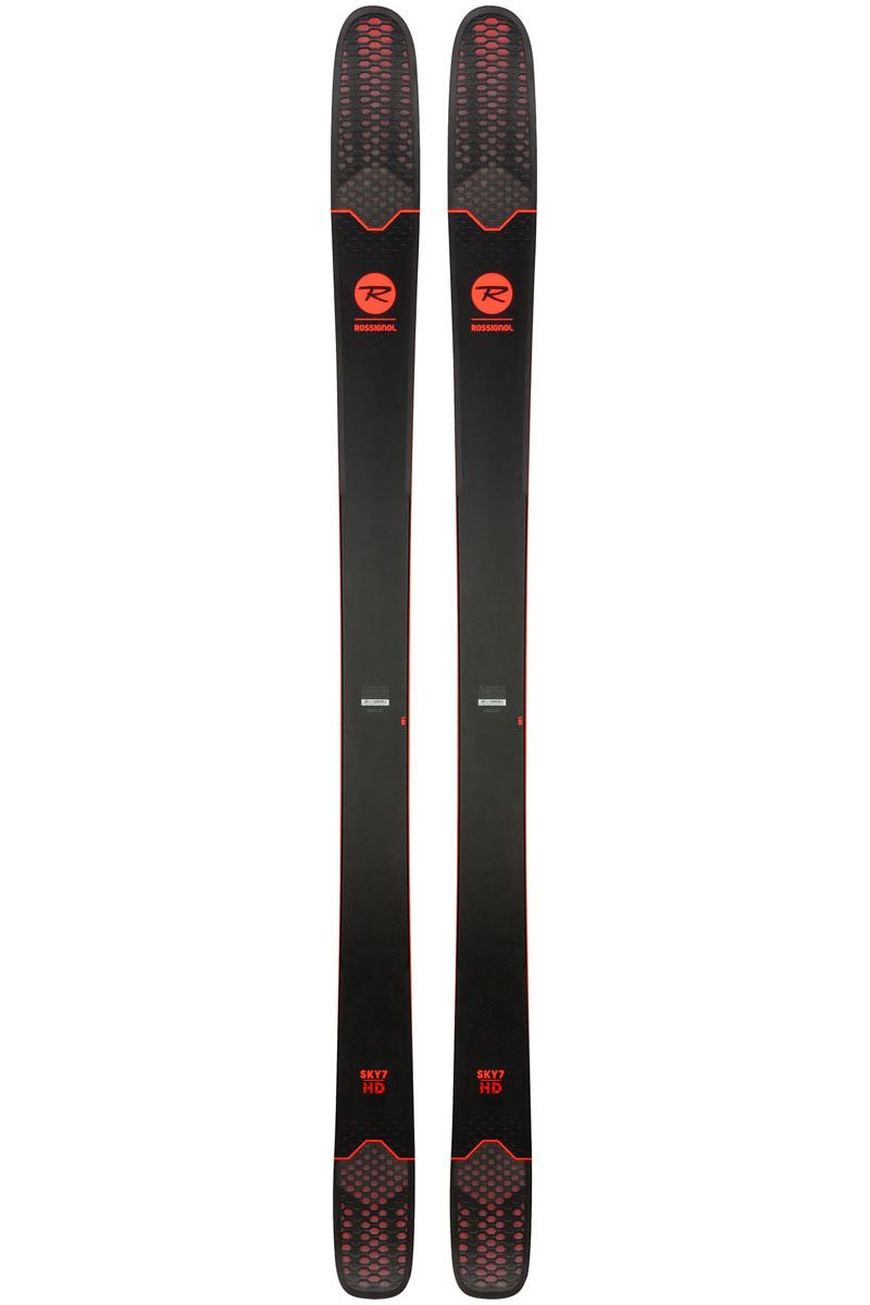 Rossignol Sky 7 Hd All Mountain Ski 2019 Women S Skiing Women Freeride