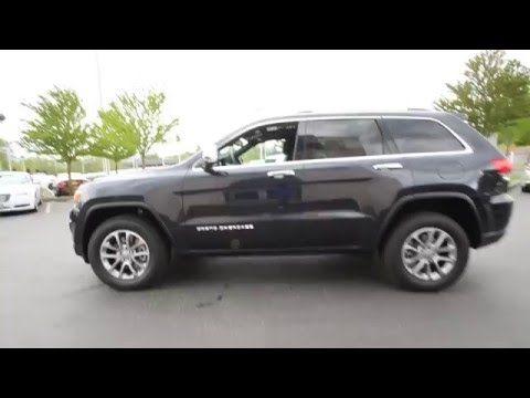 2016 Jeep Grand Cherokee Limited Maximum Steel Metallic