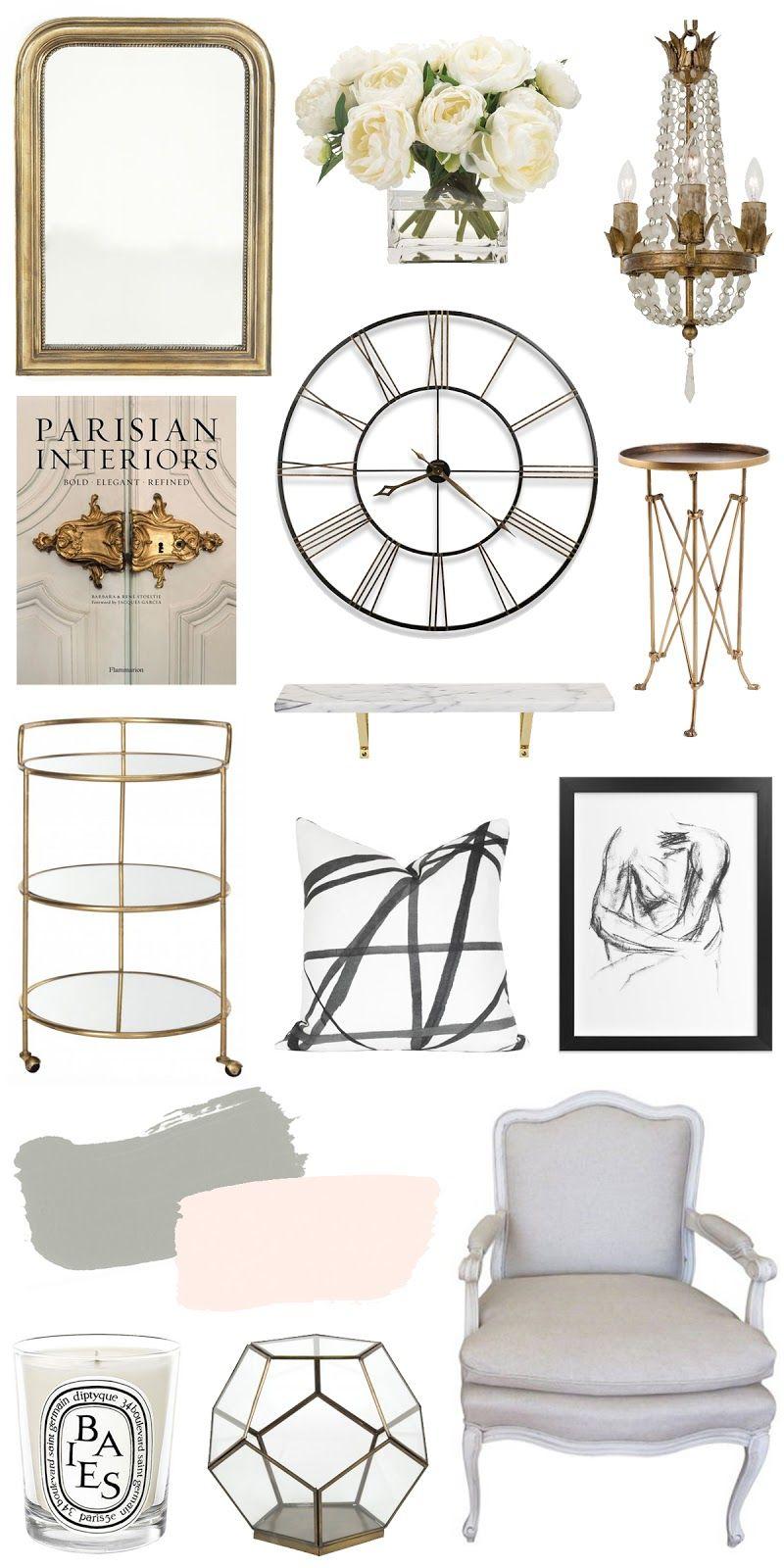 7 Décor Tips to Style Like a Parisian.   DÉCOR   Pinterest ...