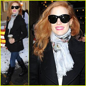Jessica Chastain: I Support Jennifer Lawrence & My Fellow Nominees!