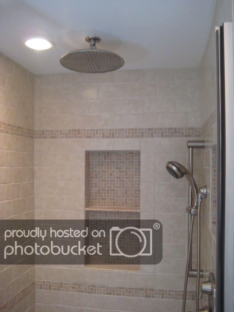 Material for shower ceiling? - DoItYourself.com Community ...