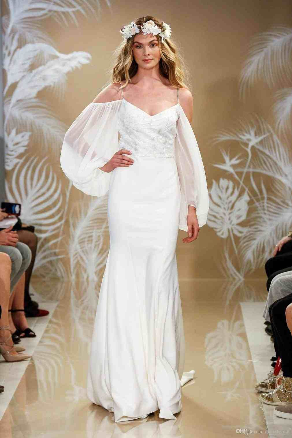 Best beach wedding dresses  simple lace beach wedding dress in   Weddings  Pinterest