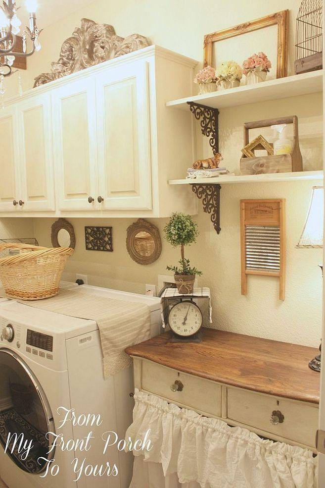 Budget Laundry Room Makeover | Laundry room | Laundry room