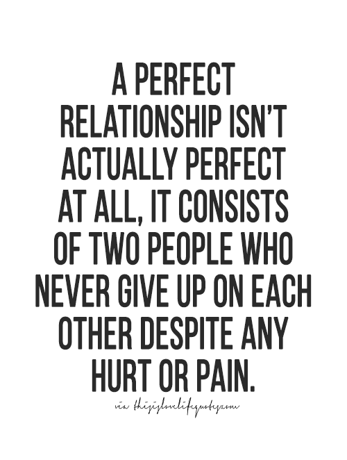 He Didn T Give Up On Me And I Didn T Him Or Else We Would Not Be Where We Are Right Now Love You Ryan Giving Up Quotes Giving Up Quotes Relationship