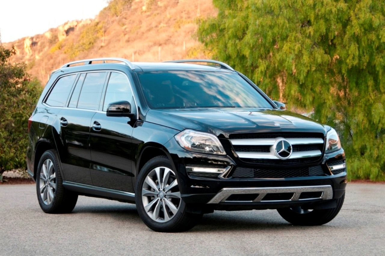Mercedes Benz GL350  SUV Limo