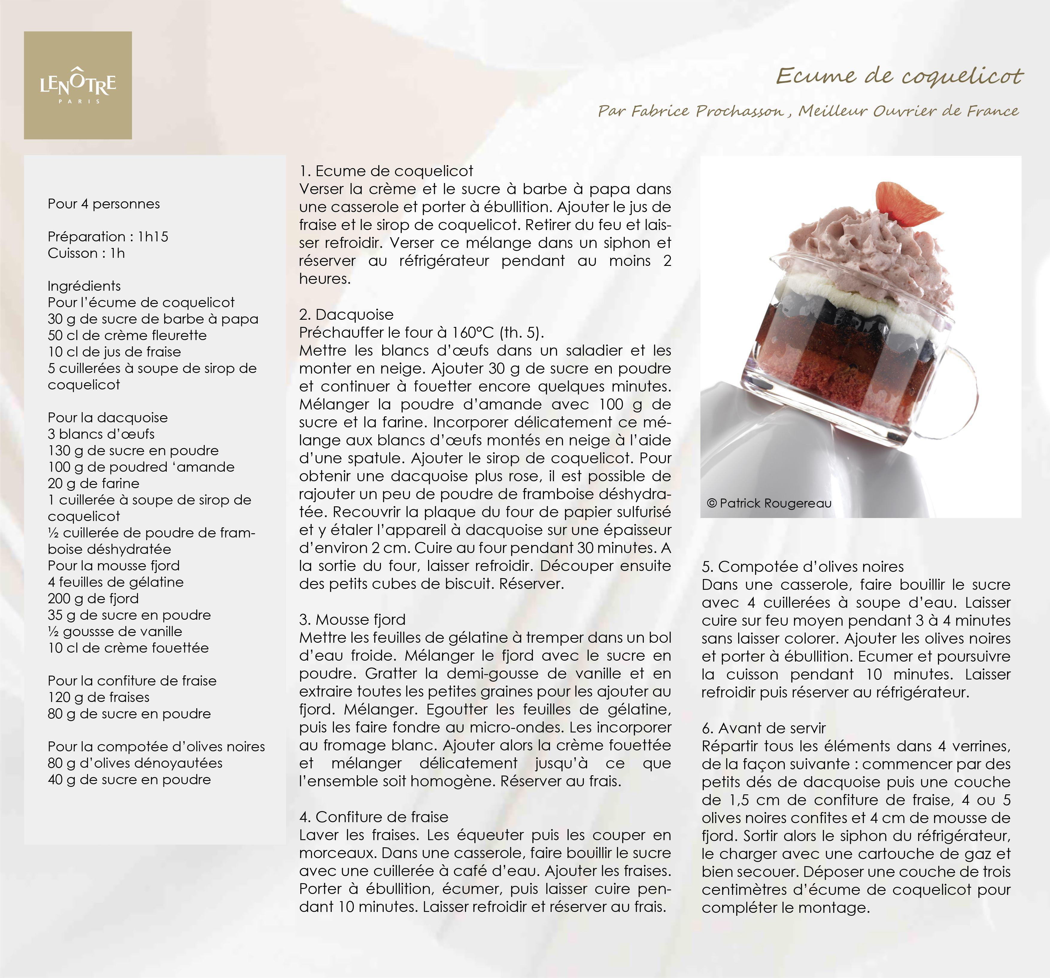Pin by dr olito on m a t pinterest traiteur paris traiteur and cours de cuisine - Cours de cuisine paris lenotre ...