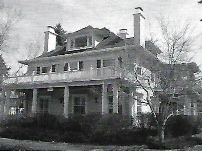 Home Of Charles L Tutt 2nd Owner Built In 1894 Tutt Was The