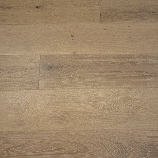 Wide Plank 7 1 2 X 1 2 European French Oak Antique White Prefinished Engineered Wood Flooring Sample Engineered Wood Floors French Oak French Oak Flooring