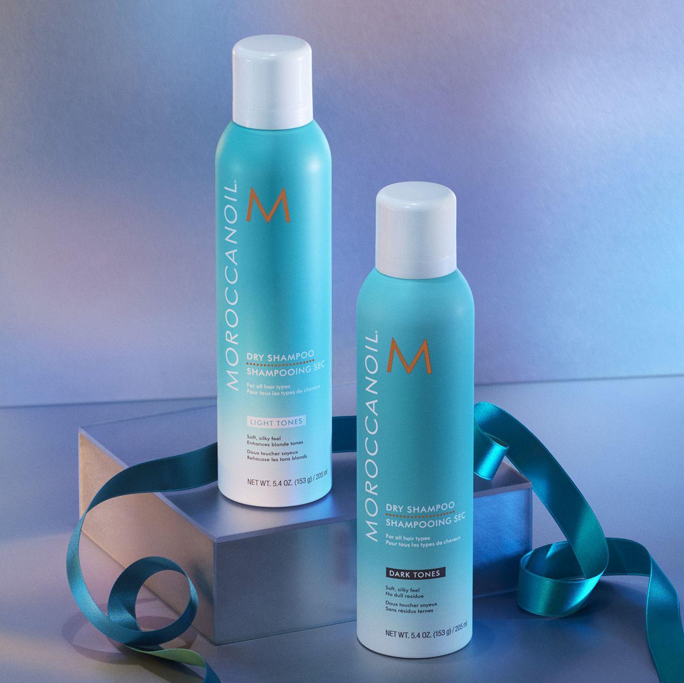 Quick Fix With Moroccanoil S Dry Shampoo Moroccanoil Dry Shampoo Dry Shampoo Moroccan Oil