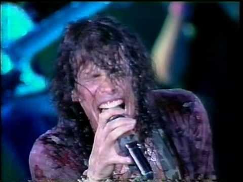 Aerosmith Cryin Hollywood Rock Festival Rio De Janeiro 1994