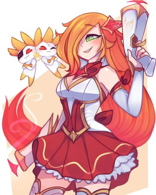 Star Guardian Miss Fortune Lol League Of Legends League Of Legends Personajes Miss Fortune