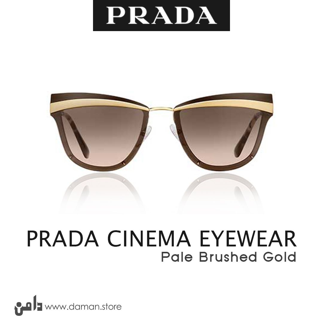 04a5530a6 PRADA CINEMA EYEWEAR SPR12U EKJM F03D0 #eyewear #New #Glasses  #luxuryfashion, #girlsglasses #sunglasses #Prada #woman #eyestuff33  #DamanOnlineShopping ...