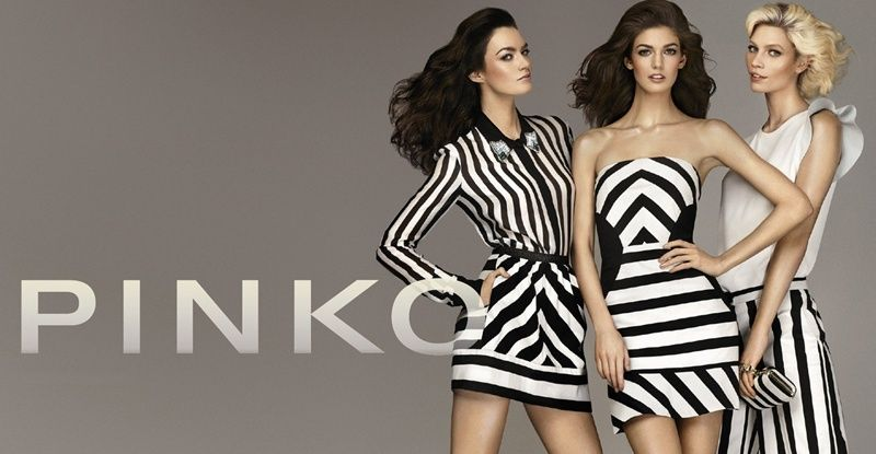 PINKO SPRING/SUMMER 2013 CAMPAIGN
