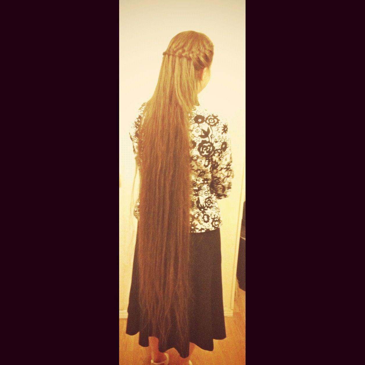 Pin by Abigail Williams on «Apostolic Stuff»   Long hair styles ...