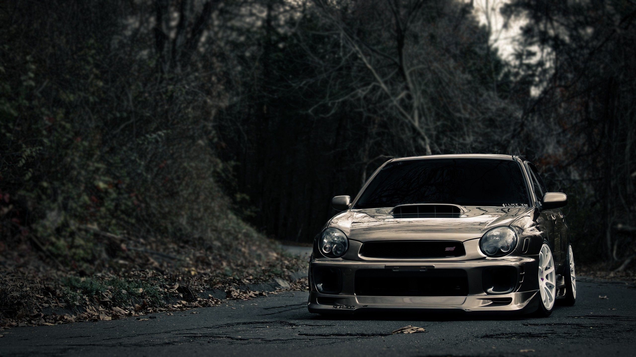 Just an amazing Bugeye Subaru wallpaper. Im using this one