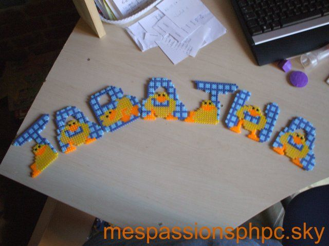 Name hama perler by mespassionsphpc