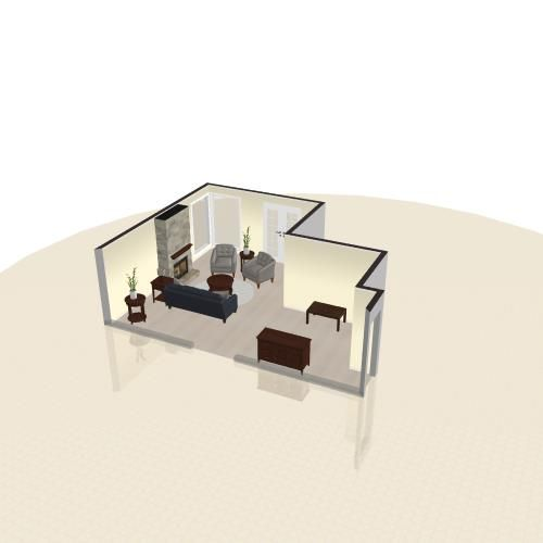 See The Room Creation I Designed With The La Z Boy 3d Room