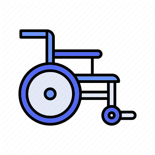 Disabled Handicap Wheelchair Icon Download On Iconfinder Medical Icon Handicap Wheelchair