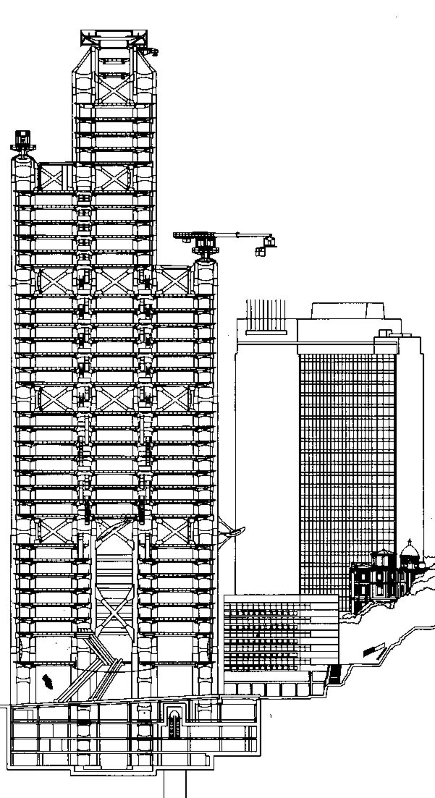 Foster + Partners · Hong Kong and Shanghai Bank Headquarters. Hong ...