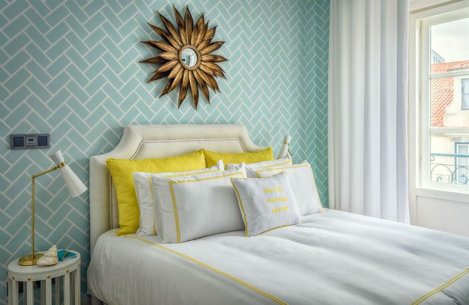 #AnaCordeiro #InteriorDesign #LisbonDuplex #PregoSemEstopa #HomeCollection #Bedroom