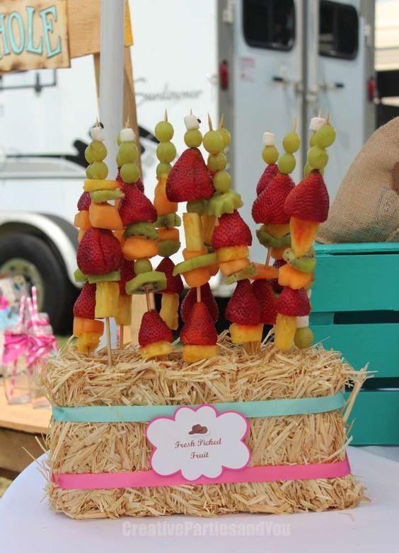 Fresh Picked Fruit Cowboys Pinterest Birthdays Western
